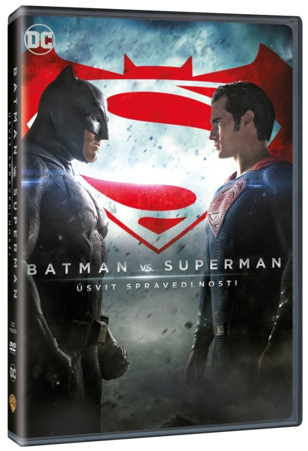 4c6e97c0b78 Batman vs. Superman  Úsvit spravedlnosti (DVD)