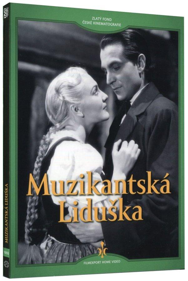 Muzikantská Liduška (DVD) - digipack