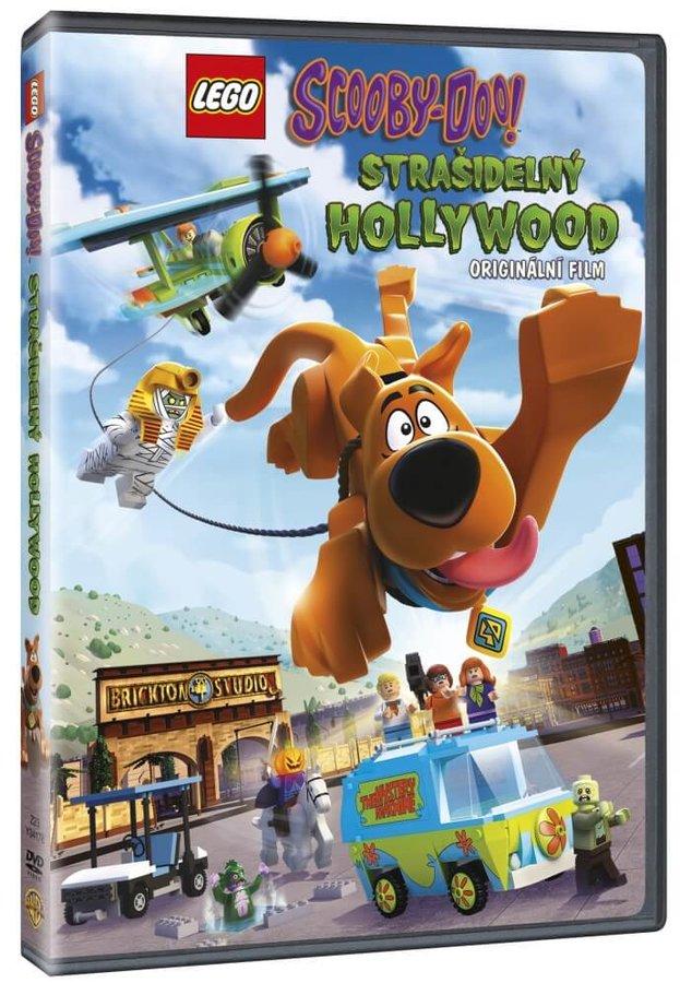 Lego Scooby: Strašidelný Hollywood (DVD)