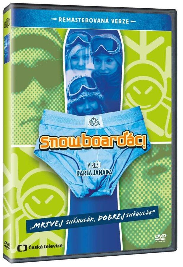 Snowboarďáci (DVD) - remasterovaná verze