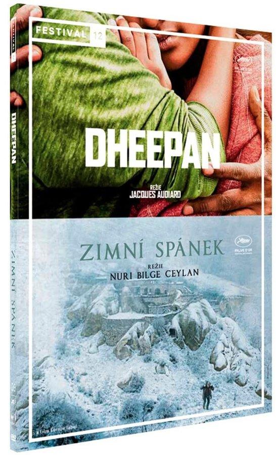 Zimní spánek + Dheepan (2xDVD)