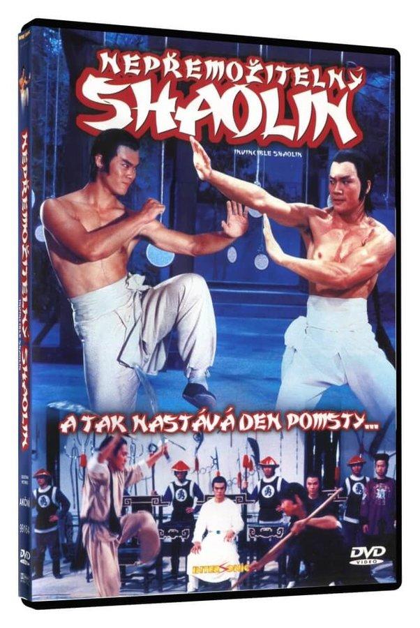 Nepřemožitelný Shaolin (DVD)
