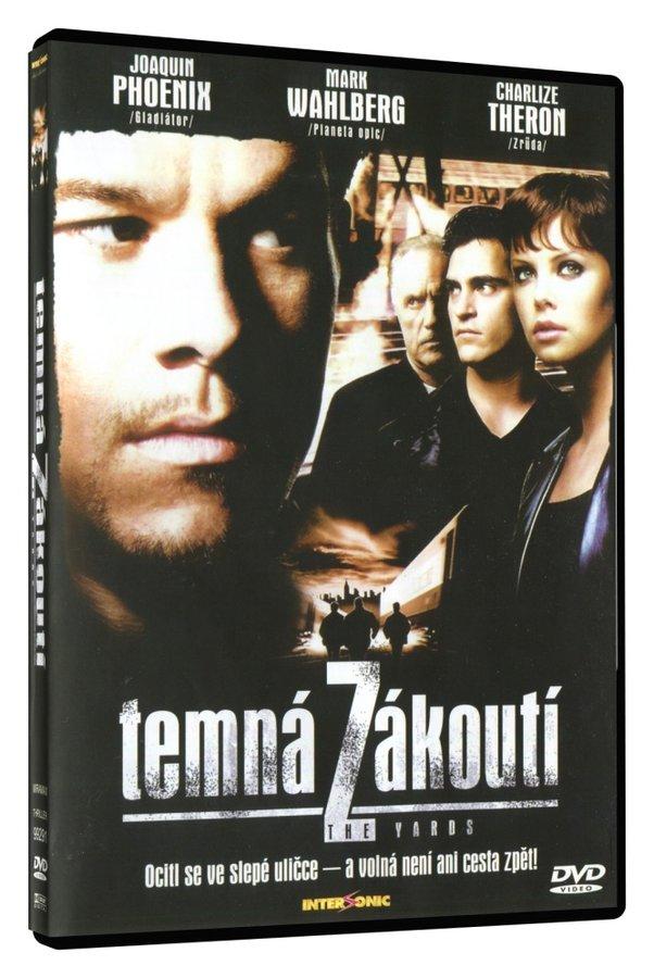 Temná zákoutí (DVD)