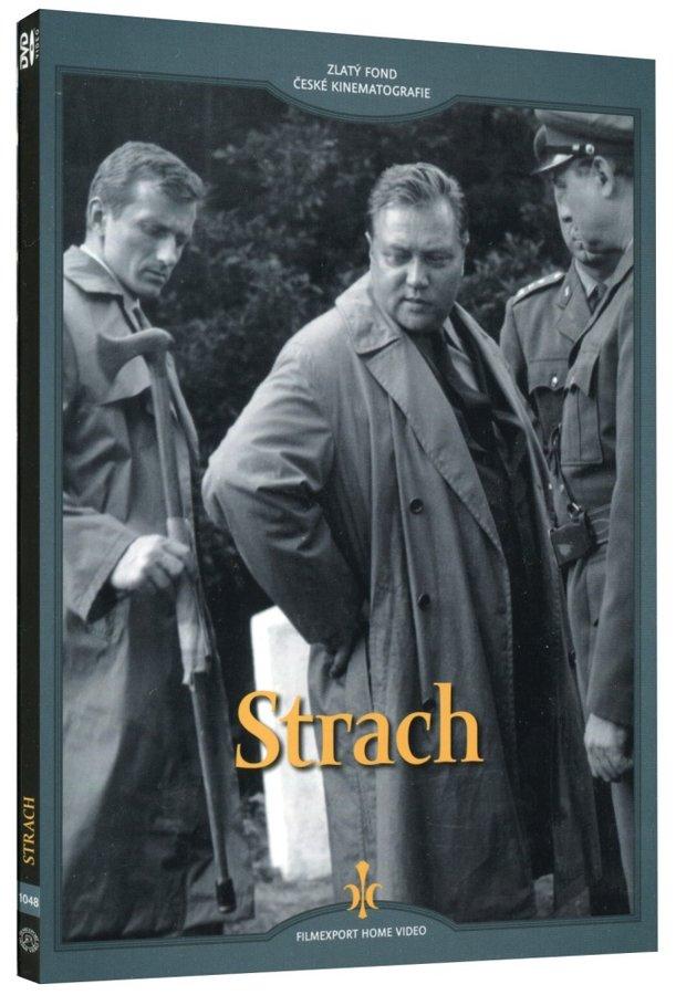 Strach (DVD) - digipack