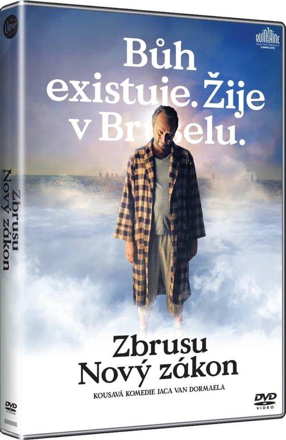 Zbrusu Nový zákon (DVD)