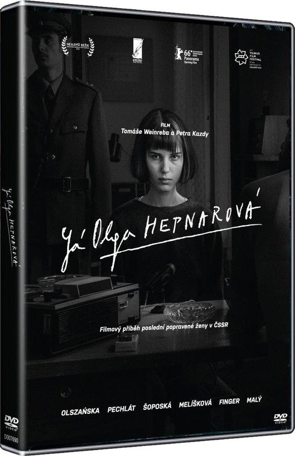 Já, Olga Hepnarová (DVD)