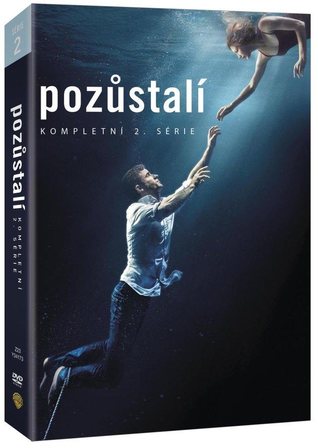 Pozůstalí - 2. série (3 DVD)