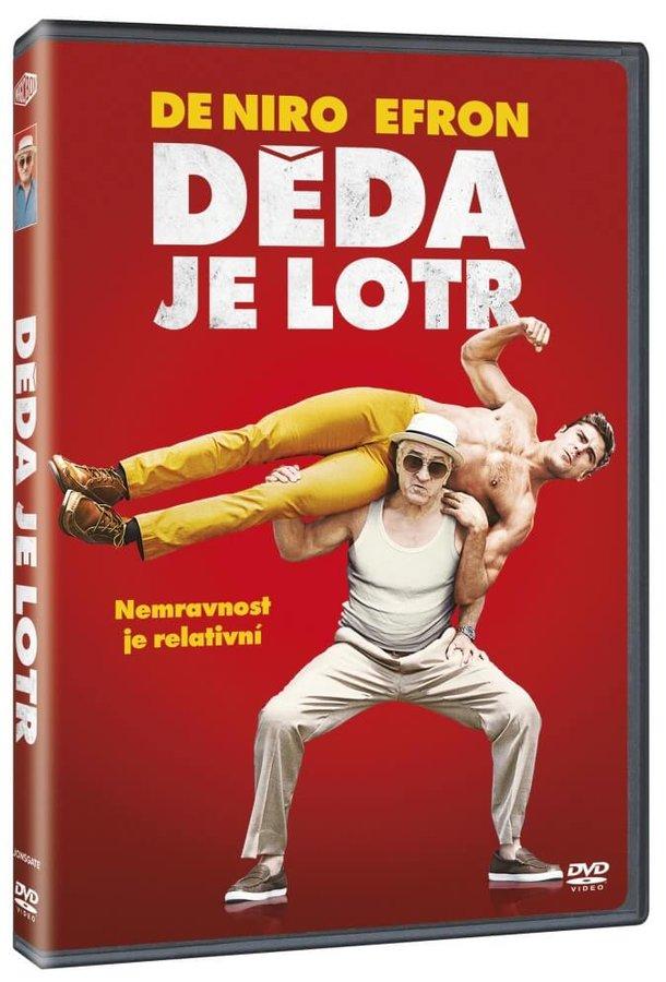 Děda je lotr (DVD)