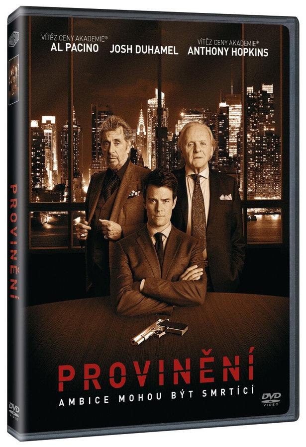 Provinění (DVD)