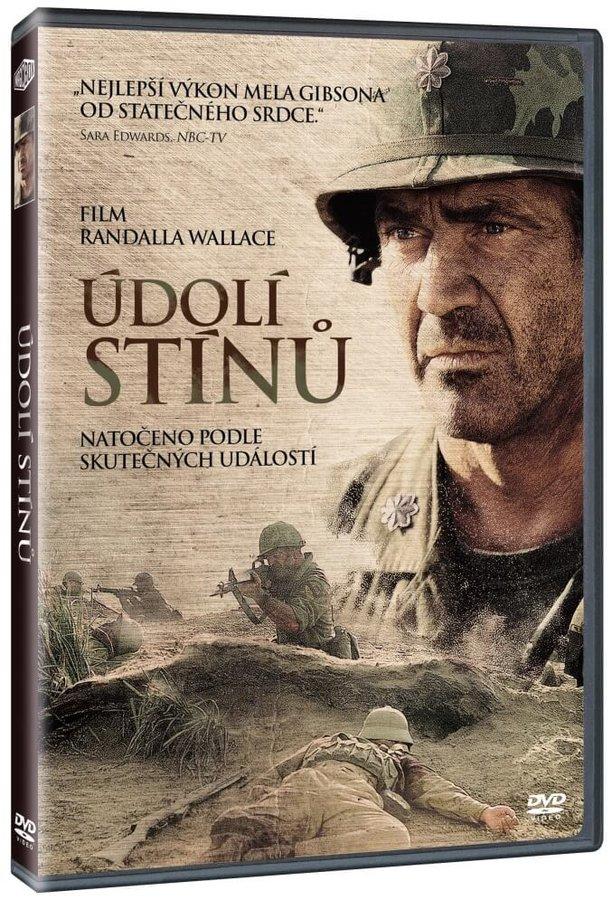 Údolí stínů (DVD)