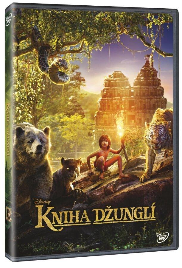 Kniha džunglí (DVD) - nové filmové zpracování