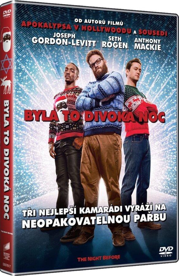 Byla to divoká noc (DVD)