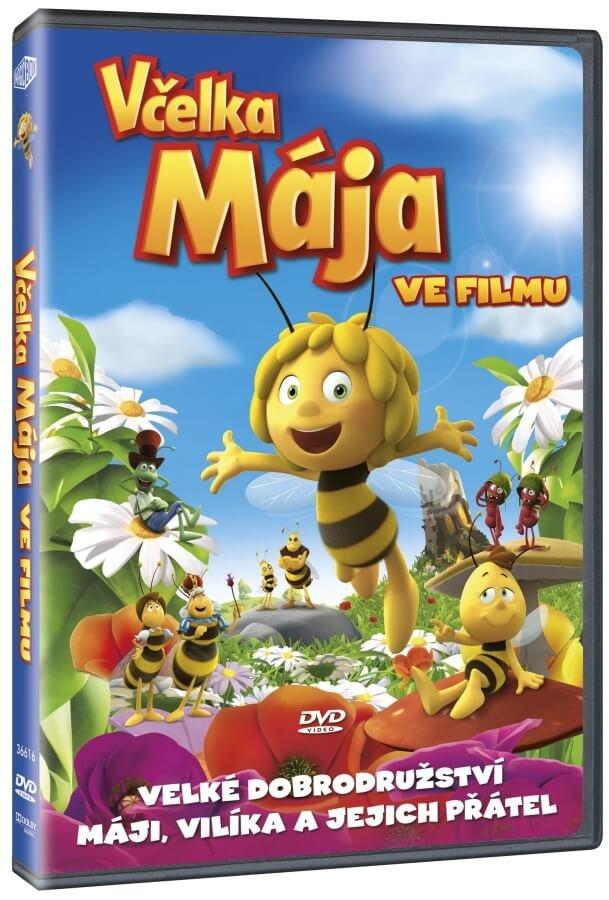 Včelka Mája ve filmu (DVD)