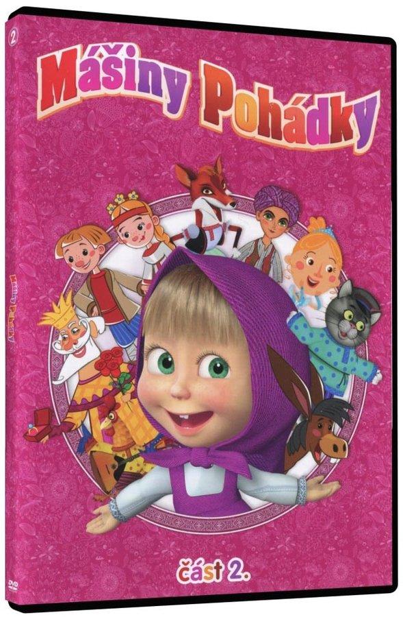 Mášiny pohádky 2 (DVD)
