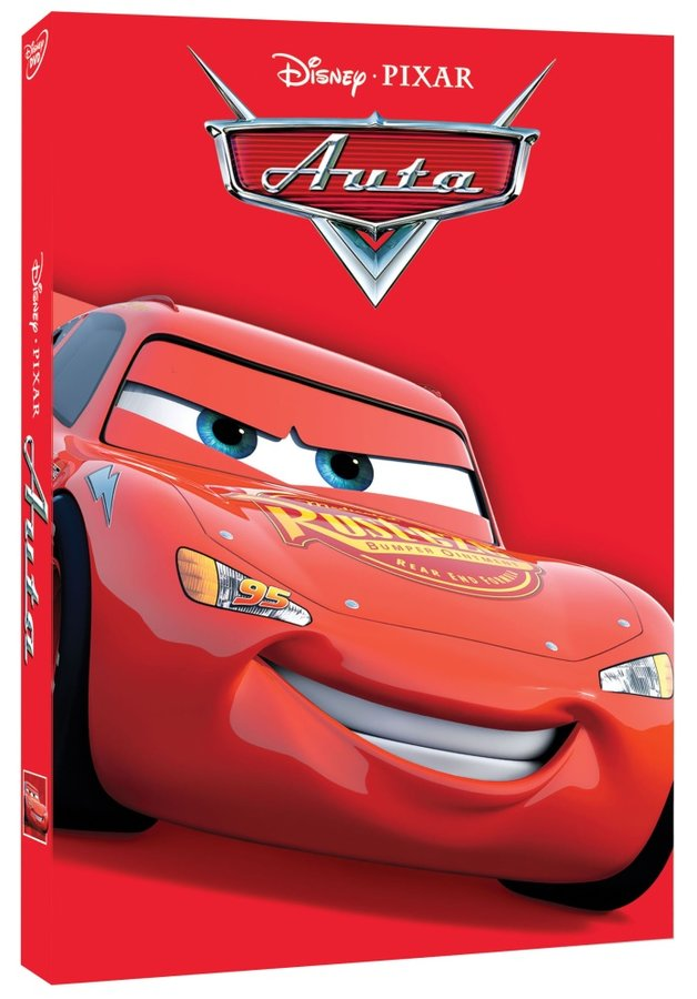 Auta (DVD) - Disney Pixar edice