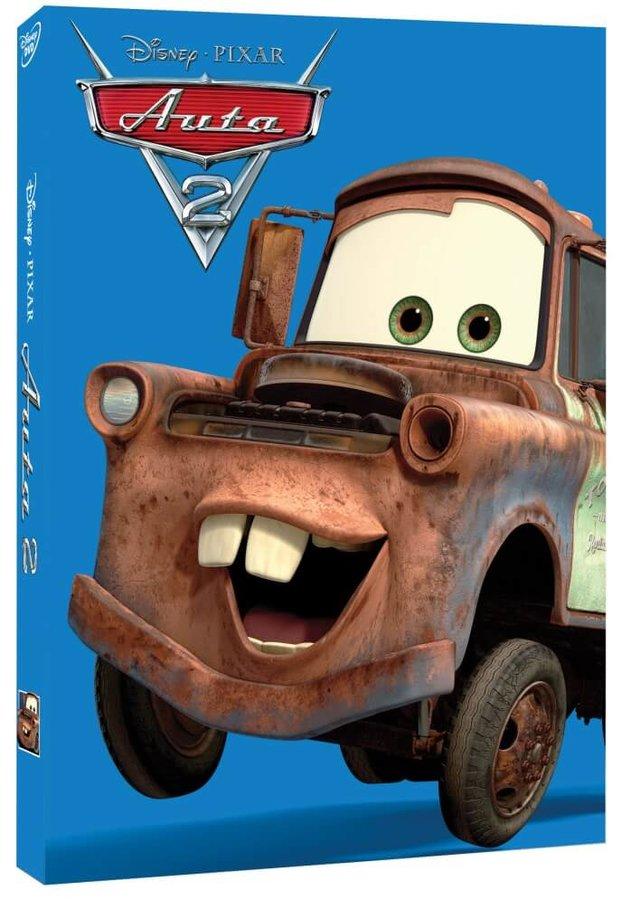 Auta 2 (DVD) - Disney Pixar edice