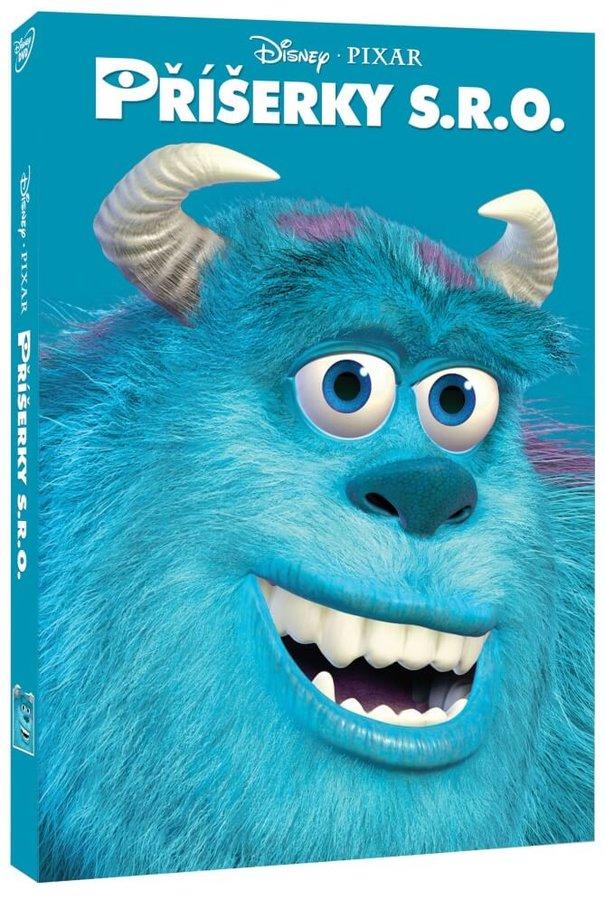 Příšerky s.r.o. (DVD) - Disney Pixar edice
