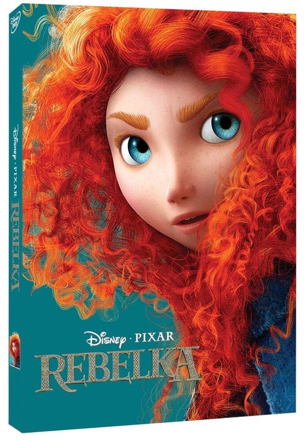 Rebelka (DVD) - Disney Pixar edice