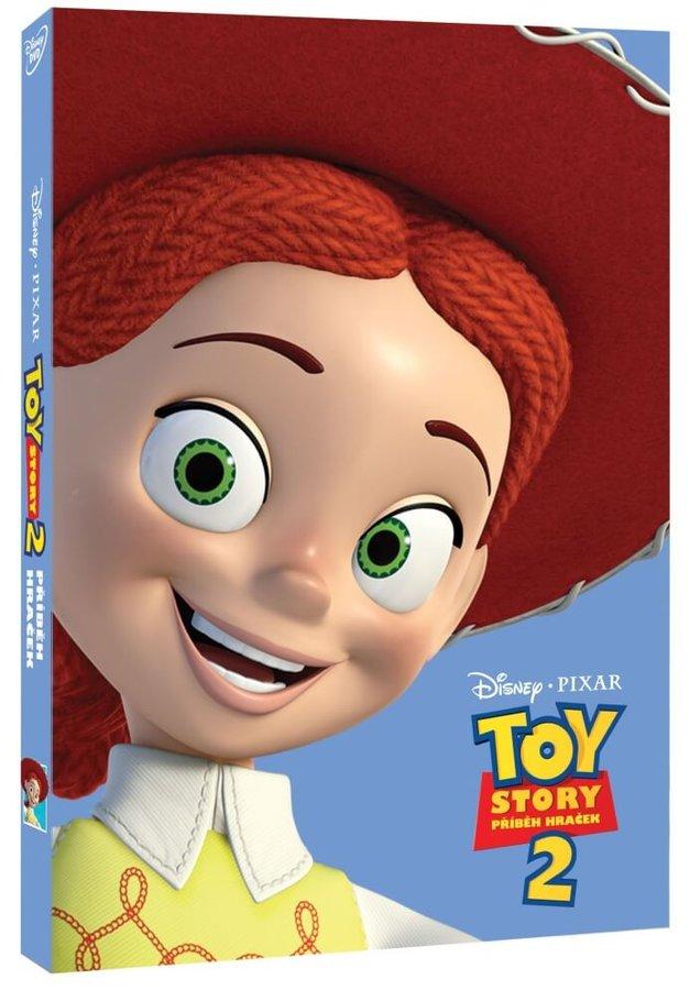 Toy Story 2: Příběh hraček S.E. (DVD) - Disney Pixar edice