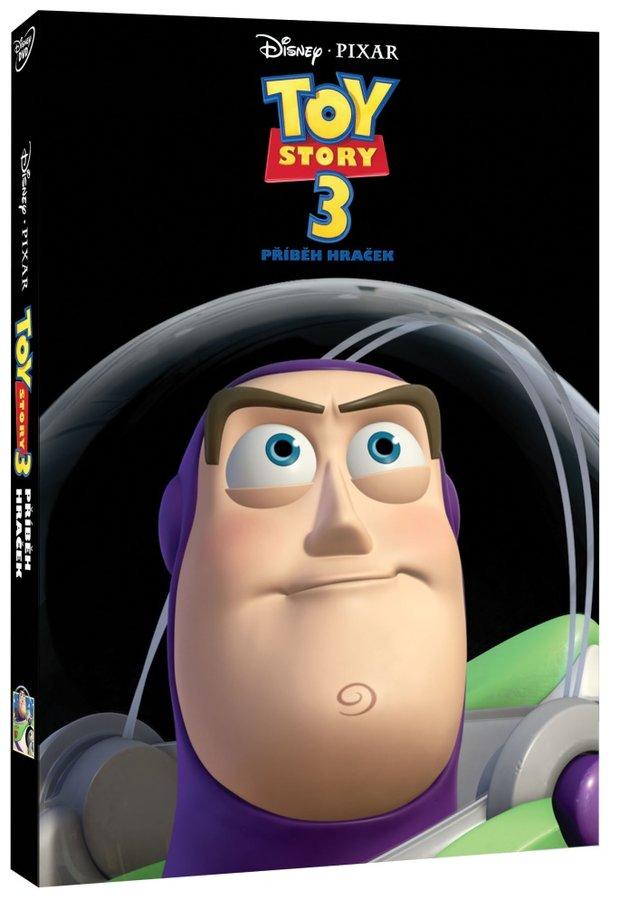 Toy Story 3: Příběh hraček (DVD) - Disney Pixar edice