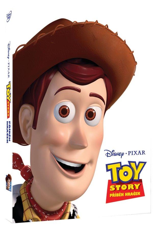 Toy Story: Příběh hraček S.E. (DVD) - Disney Pixar edice