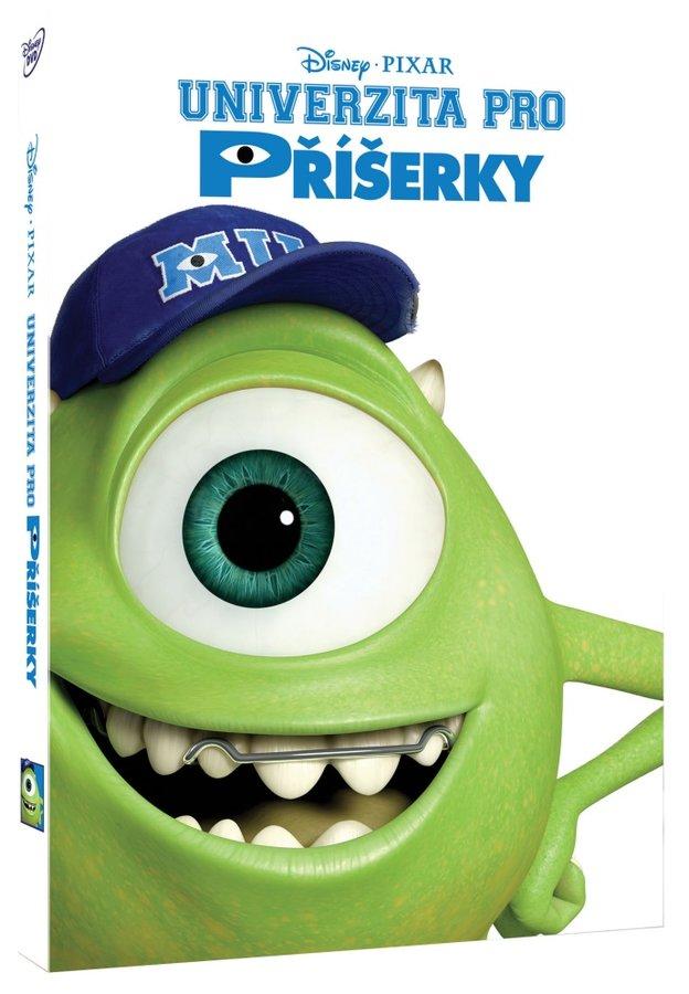 Univerzita pro příšerky (DVD) - Disney Pixar edice