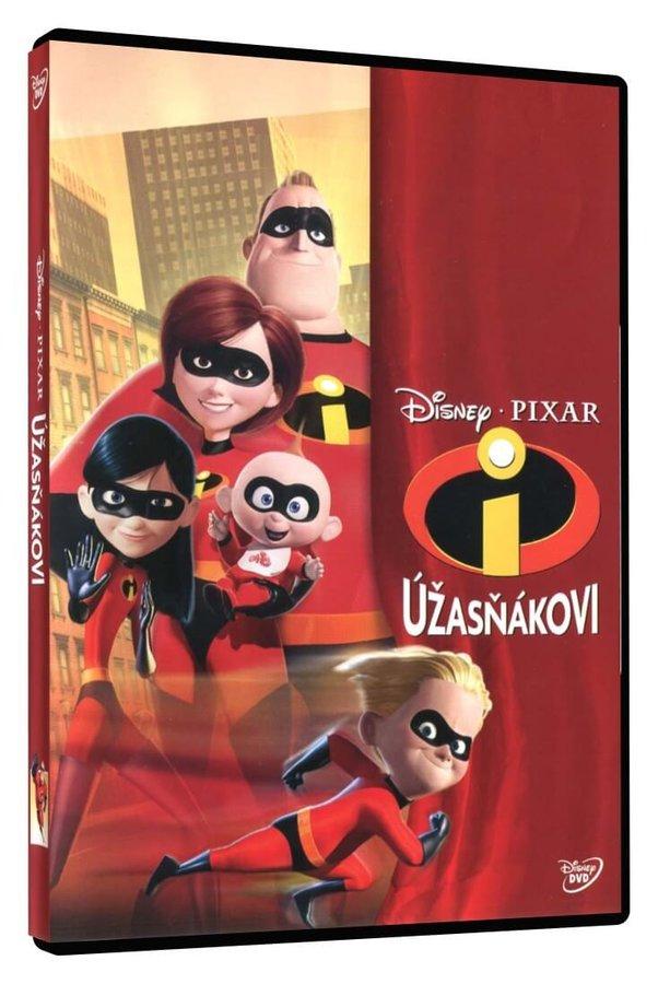 Úžasňákovi (DVD) - Disney Pixar edice