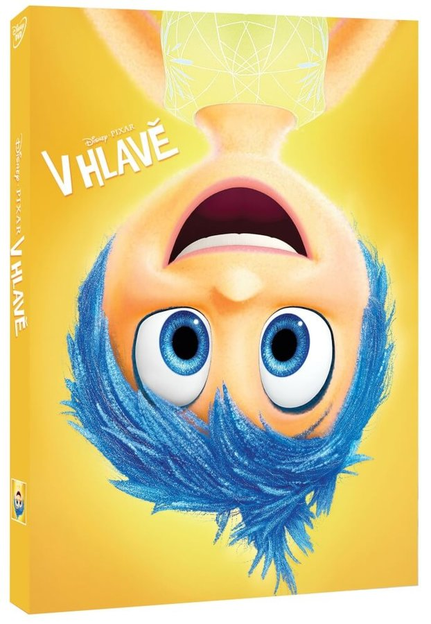 V hlavě (DVD) - Disney Pixar edice