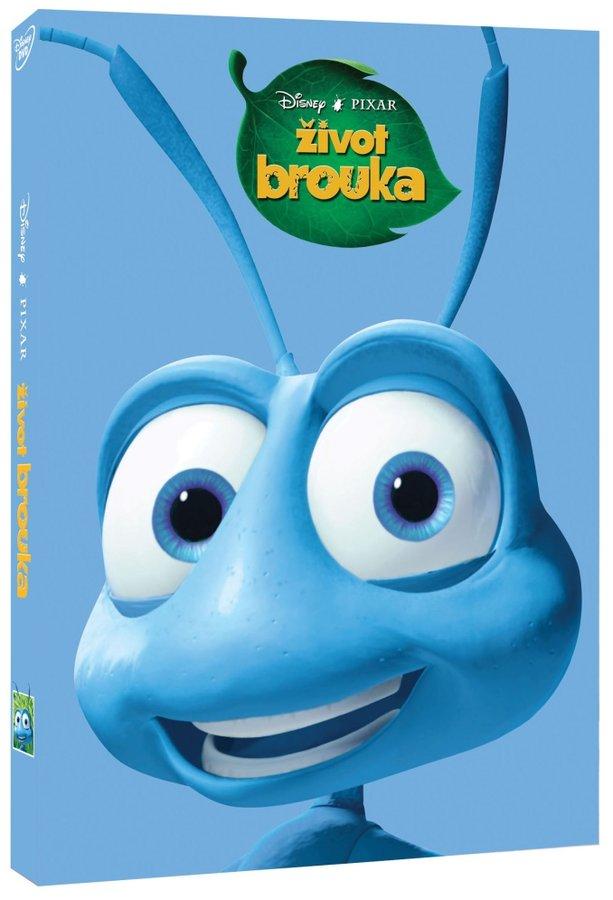 Život brouka (DVD) - Disney Pixar edice