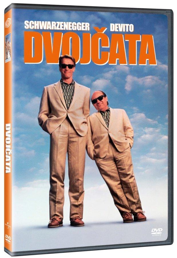 Dvojčata (DVD)