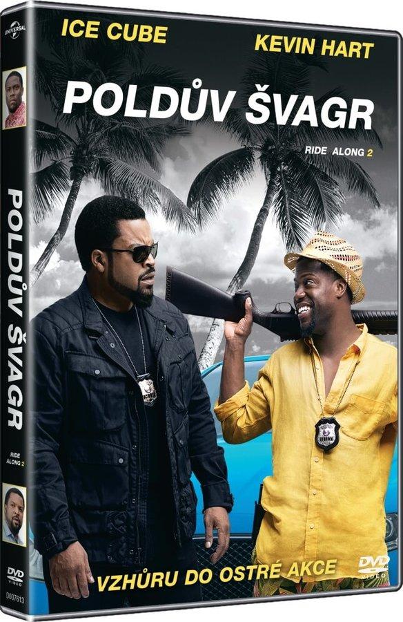 Poldův švagr (DVD)