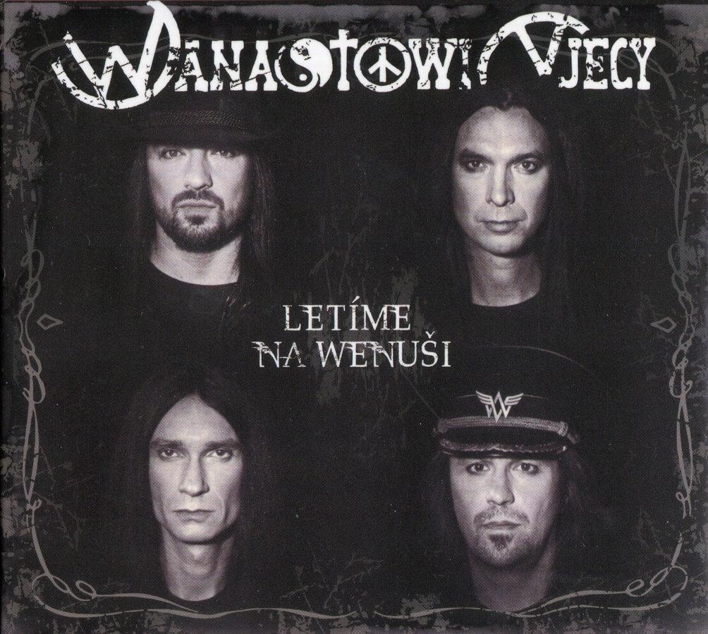 Wanastowy Vjecy - Letíme na Venuši (CD)