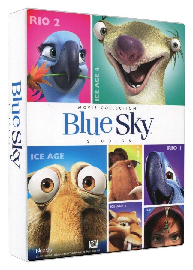 BlueSky kolekce filmů (7xDVD)