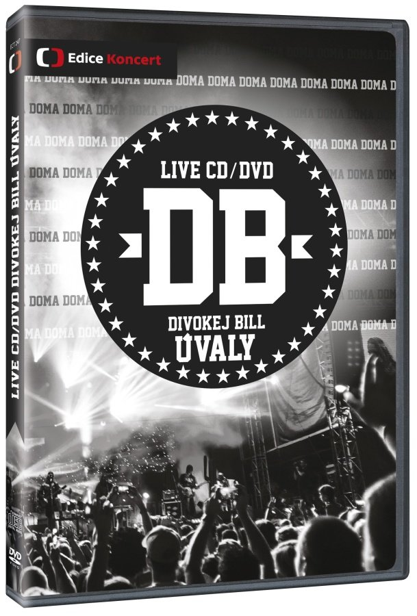 Divokej Bill Úvaly (DVD+CD)