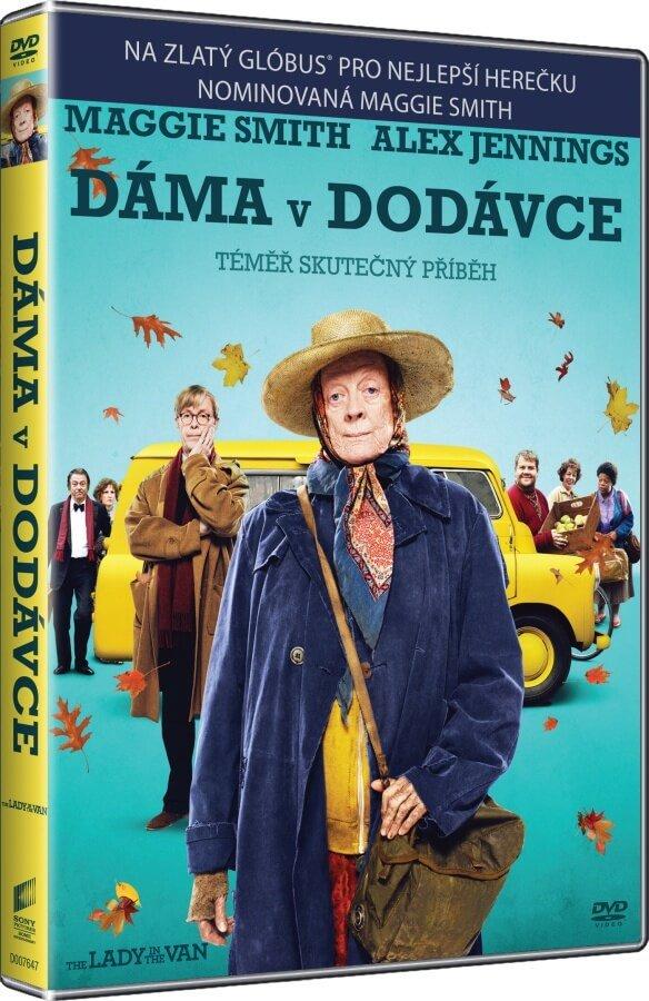 Dáma v dodávce (DVD)