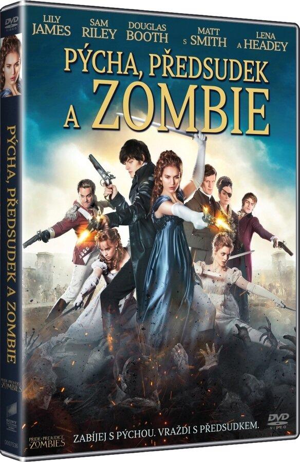 Pýcha, předsudek a zombie (DVD)