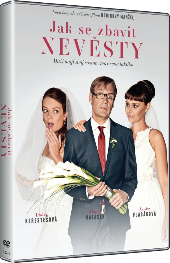 Jak se zbavit nevěsty (DVD)