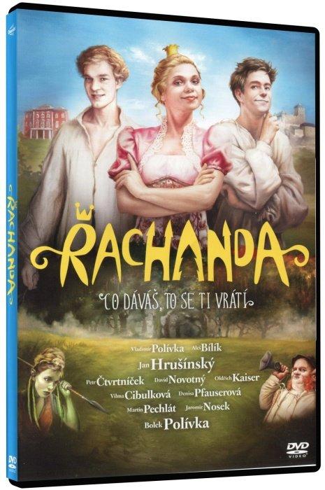 Řachanda (DVD)