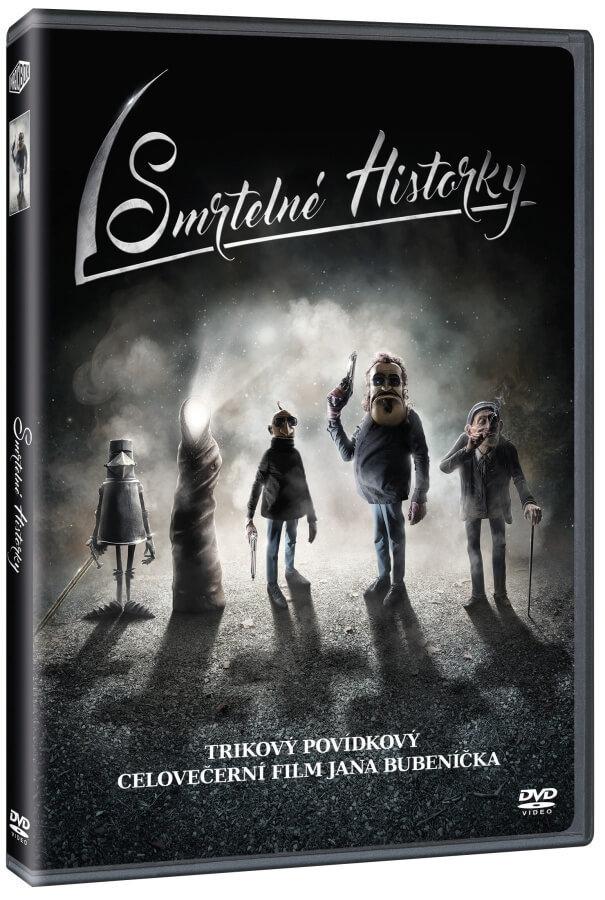 Smrtelné historky (DVD)