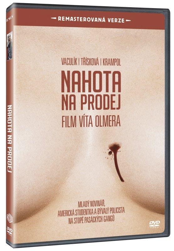 Nahota na prodej (DVD) - remasterovaná verze