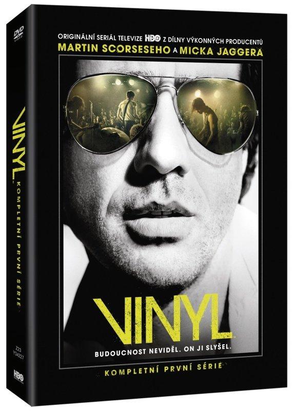 Vinyl 1. série (4xDVD)