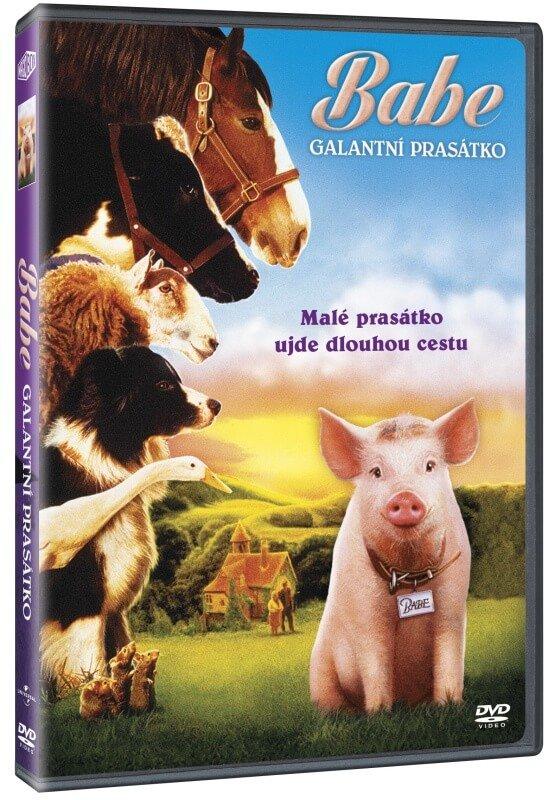 Babe - galantní prasátko (DVD)