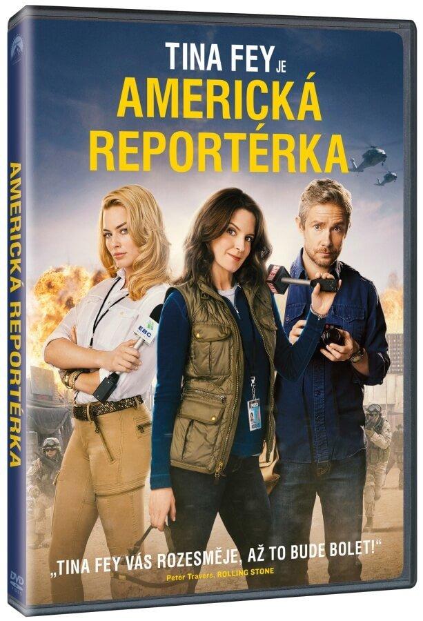 Americká reportérka (DVD)