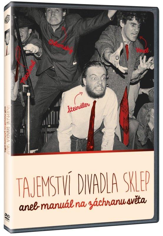 Tajemství Divadla Sklep (DVD)