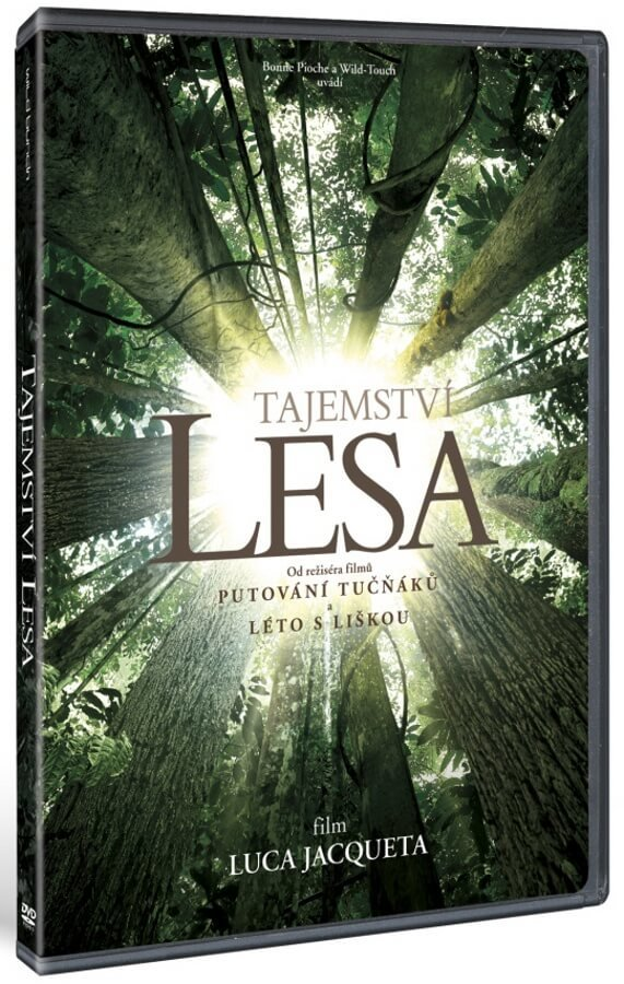 Tajemství lesa (DVD)