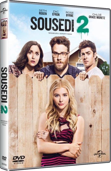 Sousedi 2 (DVD)