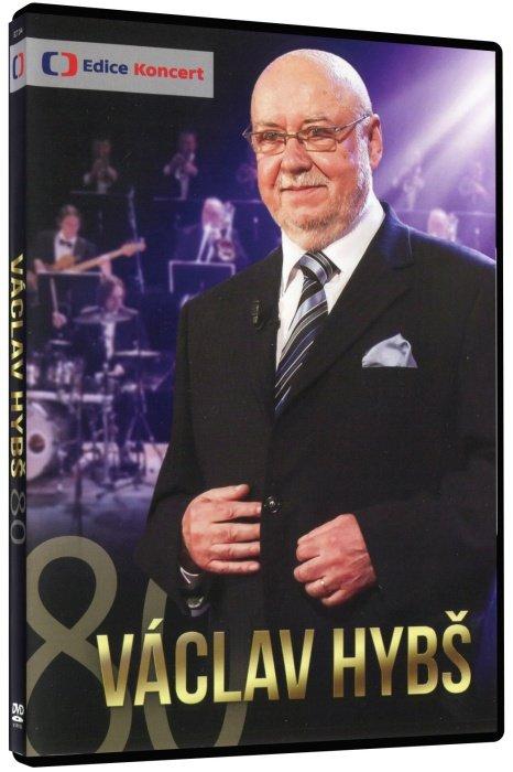 Václav Hybš 80 (DVD)