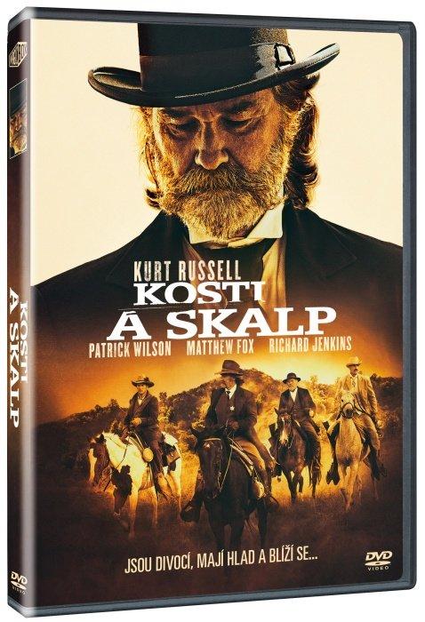 Kosti a skalp (DVD)