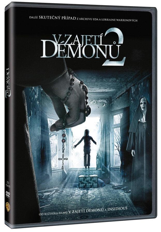 V zajetí démonů 2 (DVD)