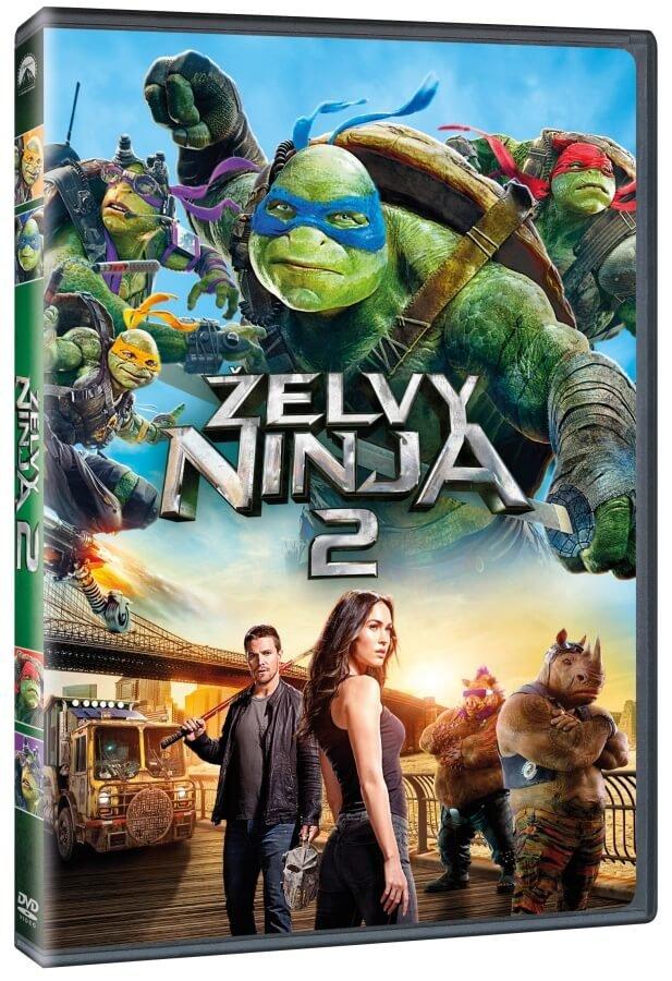 Želvy Ninja 2 (DVD)